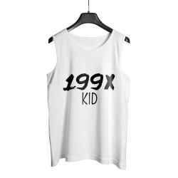 Grogi - HH - Grogi 199x Kid Beyaz Atlet