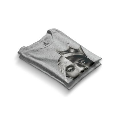 HH - 2pac & Biggie Gri T-shirt