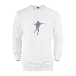 6ix9ine - Marble Sweatshirt - Thumbnail