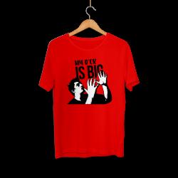 HH - Levo D*ck Kırmızı T-shirt