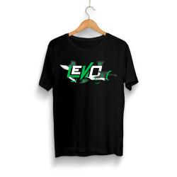HH - Levo Kılıç Siyah T-shirt