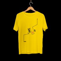 HH - Levo Logo Sarı T-shirt