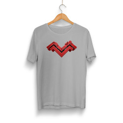 HH - Mithrain Logo Gri T-shirt