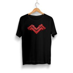 HH - Mithrain Logo Siyah T-shirt