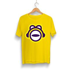 HH - ThetaBeta Logo Sarı T-shirt