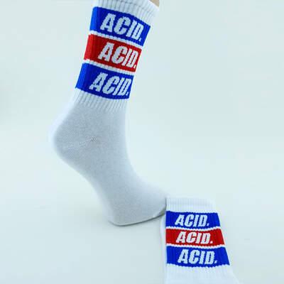 HollyHood - ACID. Beyaz Çorap