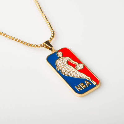 NBA Gold Kolye