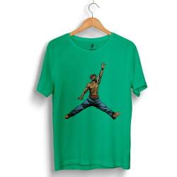 HollyHood - HollyHood - Air Tupac Yeşil T-shirt