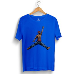HollyHood - HollyHood - Air Tupac Mavi T-shirt