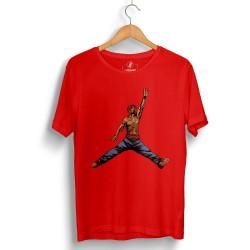HollyHood - HollyHood - Air Tupac Kırmızı T-shirt