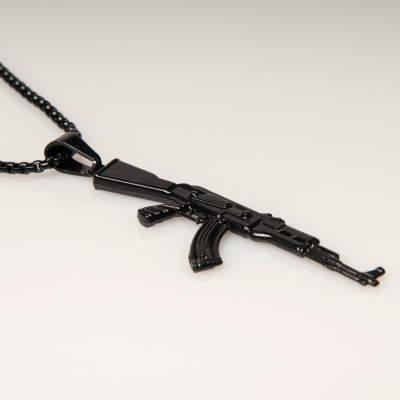 AK47 Black Kolye
