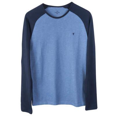 The Raglan Tee Mavi Sweatshirt