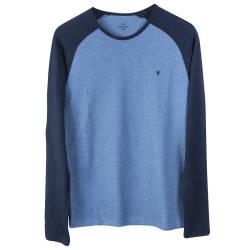 HollyHood - The Raglan Tee Mavi Sweatshirt