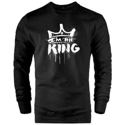 HH - Anıl Piyancı I Am The King Sweatshirt