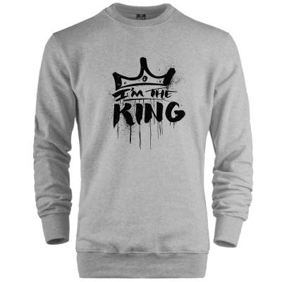 HH - Anıl Piyancı I Am The King Sweatshirt