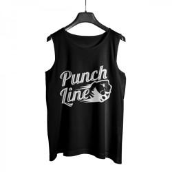 Anıl Piyancı - HollyHood - Anıl Piyancı Punch Line Siyah Atlet
