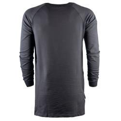 Ashes to Dust Haki Long Fit Sweatshirt - Thumbnail