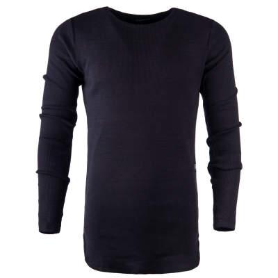 Ashes to Dust Siyah Long Fit Sweatshirt