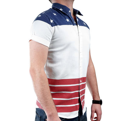 Asos U.S Flag Gömlek
