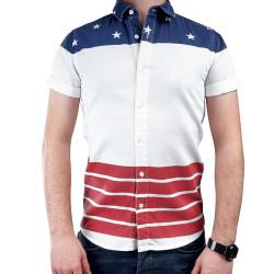 Asos U.S Flag Gömlek - Thumbnail