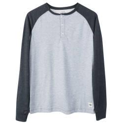HollyHood - America Today Gri Raglan Sweatshirt
