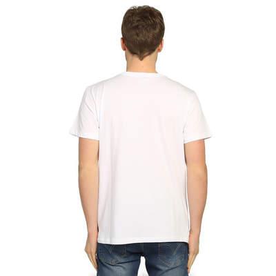Bant Giyim - Avcının Sevdası Bukalemun Beyaz T-shirt