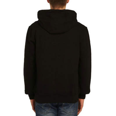 Bant Giyim - Avcının Sevdası Bukalemun Siyah Hoodie