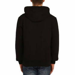 Bant Giyim - Avcının Sevdası Bukalemun Siyah Hoodie - Thumbnail