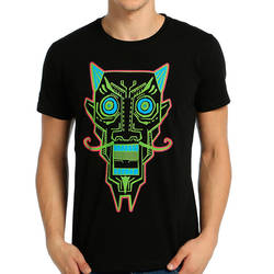 Bant Giyim - Aziz Siyah T-shirt - Thumbnail