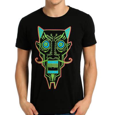 Bant Giyim - Aziz Siyah T-shirt