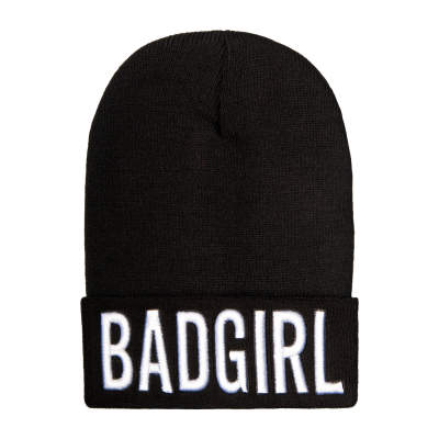 Bad Girl Siyah Bere