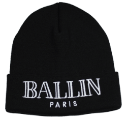 HollyHood - Ballin Paris Siyah Bere