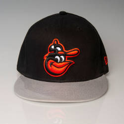 Era - Era - Baltimore Orioles Siyah Snapback Cap