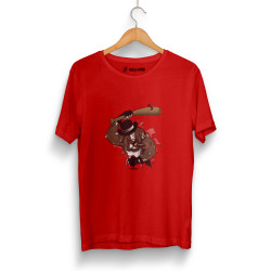 High - HollyHood - High Bandit Dog Kırmızı T-shirt