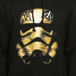 Bant Giyim - Star Wars Trooper Siyah Hoodie - Thumbnail
