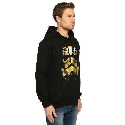 Bant Giyim - Star Wars Trooper Siyah Hoodie