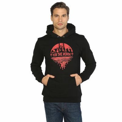 Bant Giyim - WOW Horde Siyah Hoodie