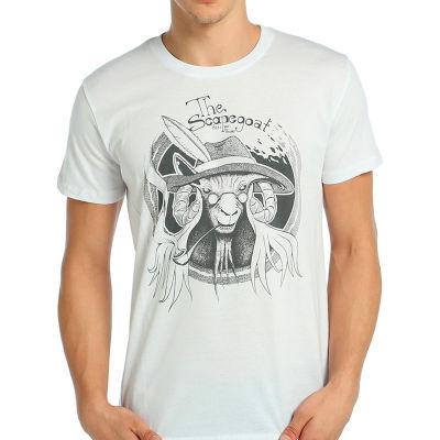 Bant Giyim - Scape Goat Beyaz T-shirt