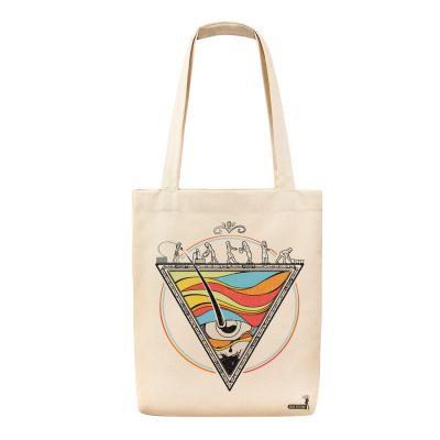 Bant Giyim - Piramit Bez Çanta