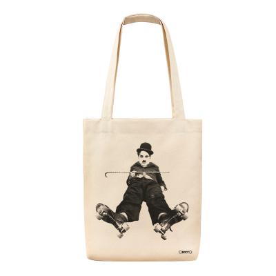 Bant Giyim - Bant Giyim - Charlie Chaplin Skater Bez Çanta