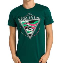 Bant Giyim - Bant Giyim - Piramit Yeşil Erkek T-shirt Tişört