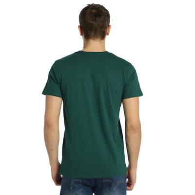 Bant Giyim - Piramit Yeşil Erkek T-shirt Tişört