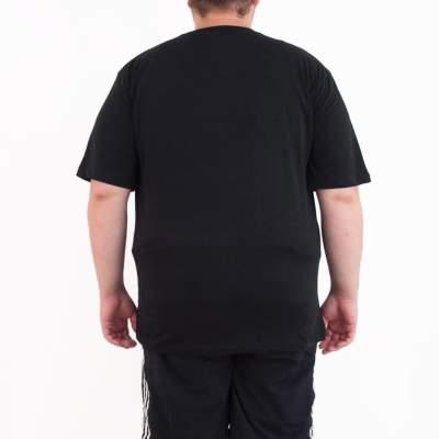 Bant Giyim - Gintama Siyah 4XL T-shirt