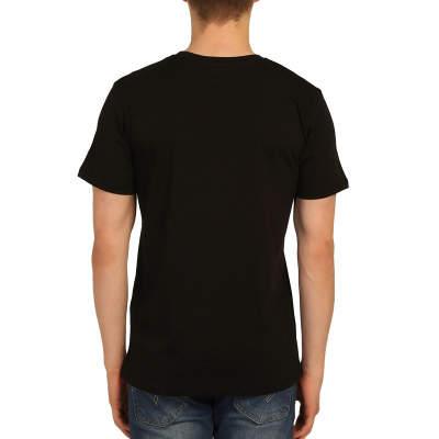 Bant Giyim - Rick & Morty Schwifty Siyah T-shirt