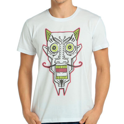 Bant Giyim - Aziz Beyaz T-shirt