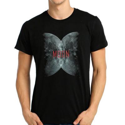 Bant Giyim - Moon Siyah T-shirt