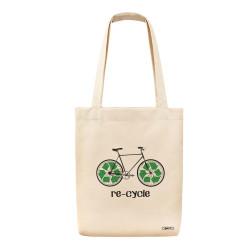 Bant Giyim - Bant Giyim - Re - Cycle Bez Çanta