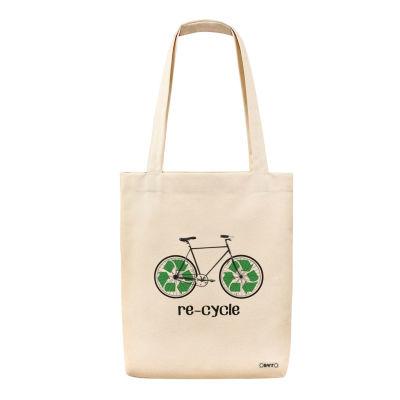 Bant Giyim - Re - Cycle Bez Çanta
