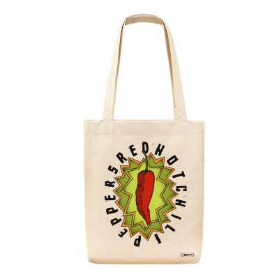 Bant Giyim - Bant Giyim - Red Hot Chili Bez Çanta