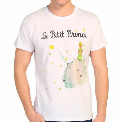 Bant Giyim - Küçük Prens Beyaz T-shirt